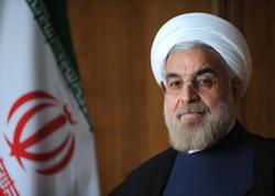 """İran prezidenti: """"İraq və Suriyada İŞİD üzərində qələbə qazanılıb"""""""