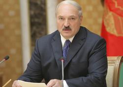 """Lukaşenko: """"Belarusda ermənilər daha yaxşı yaşayır, nəinki Ermənistanda"""""""