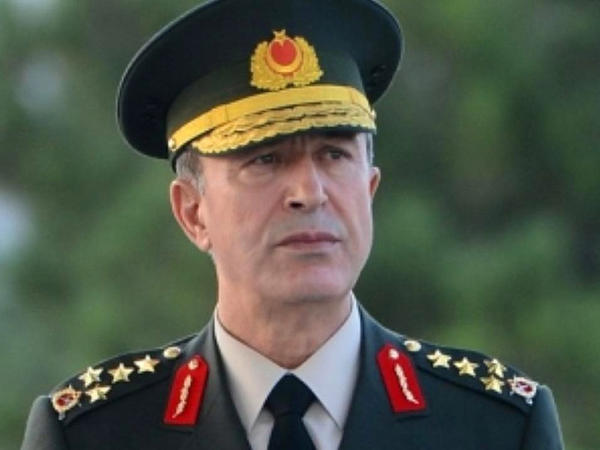 """Hulusi Akar: """"Sona qədər azərbaycanlı qardaşlarımızın yanındayıq"""""""