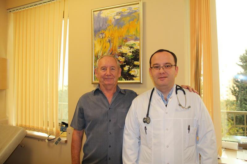 Mərkəzi Klinikanın daha bir uğuru - FOTO