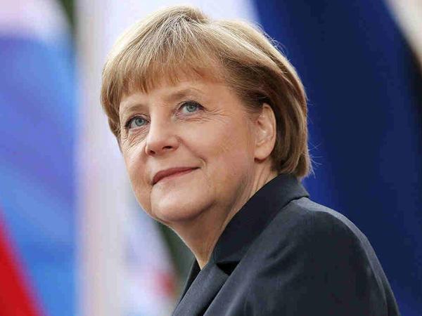 Angela Merkel Azərbaycana səfər edəcək