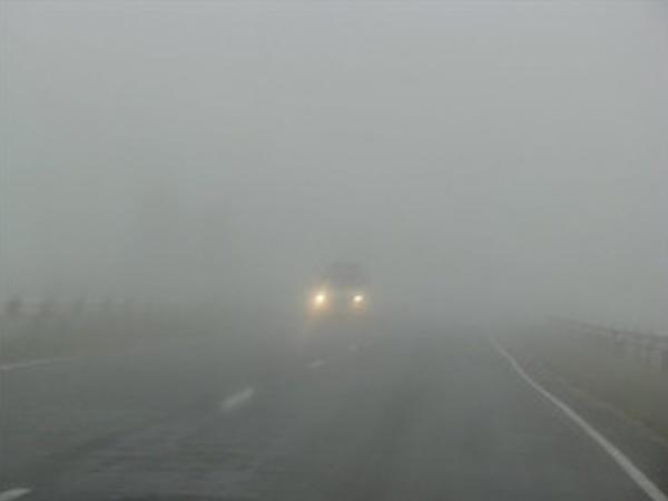 Əlverişsiz hava şəraiti Biləsuvar və Cəlilabadda nəqliyyatın hərəkətini çətinləşdirib - FOTO