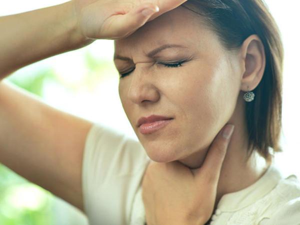 Çox isti və kəskin qidalar ezofaqitin yaranmasına səbəb olur