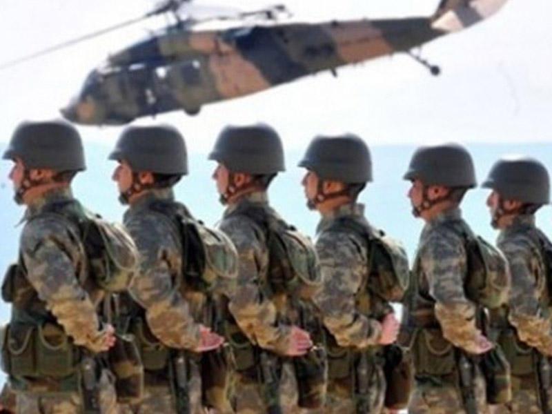 Türkiyə 2 ölkədə hərbi bazalar yaradır: YERLƏR BƏLLİDİR