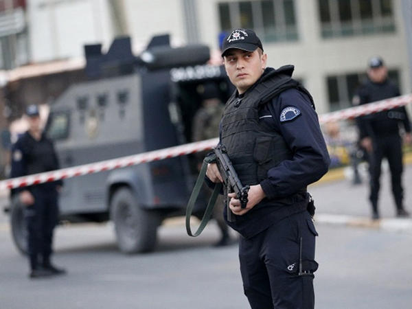 Türkiyədə xüsusi təhlükəli terrorçu saxlanıldı