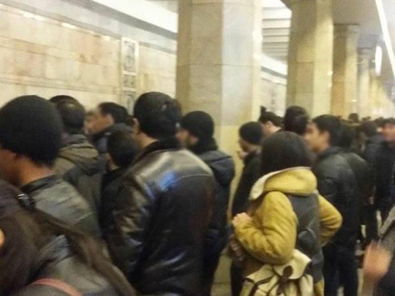 Bakı metrosundakı sıxlığın əsas səbəblərindən biri: sən demə, BNA...