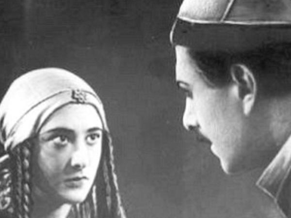 """""""Gilan qızı"""" filmindən kadr"""