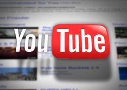 """Ötən rüb """"YouTube""""dan 8,3 milyon video silinib"""