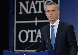 """""""NATO Ukraynanın tərəfindədir ..."""" - Stoltenberq"""