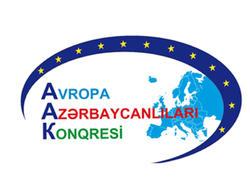 Avropa Azərbaycanlıları Konqresi yeni strategiya hazırlayıb - FOTO