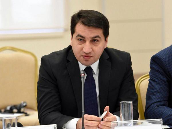 """Hikmət Hacıyev: """"Qismən və cüzi artma müşahidə olunur, bu da insanların aktivlik dinamikası ilə bağlıdır"""""""