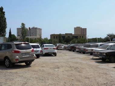 Bakıda 300-dən artıq avtomobil cərimə meydançasına aparıldı