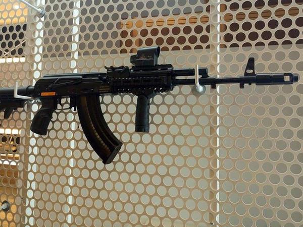Gələn il AZ 7.62 və EM-14 avtomatlarının istehsalına başlanılacaq