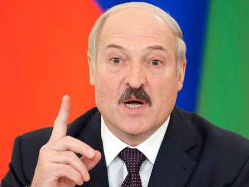Belarus Ukrayna ilə sərhədi bağladı