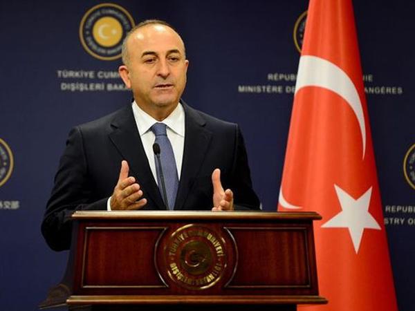 """""""Türkiyə suriyalı qaçqınları ölkədən getməyə məcbur etməyəcək"""" - Cavuşoğlu"""