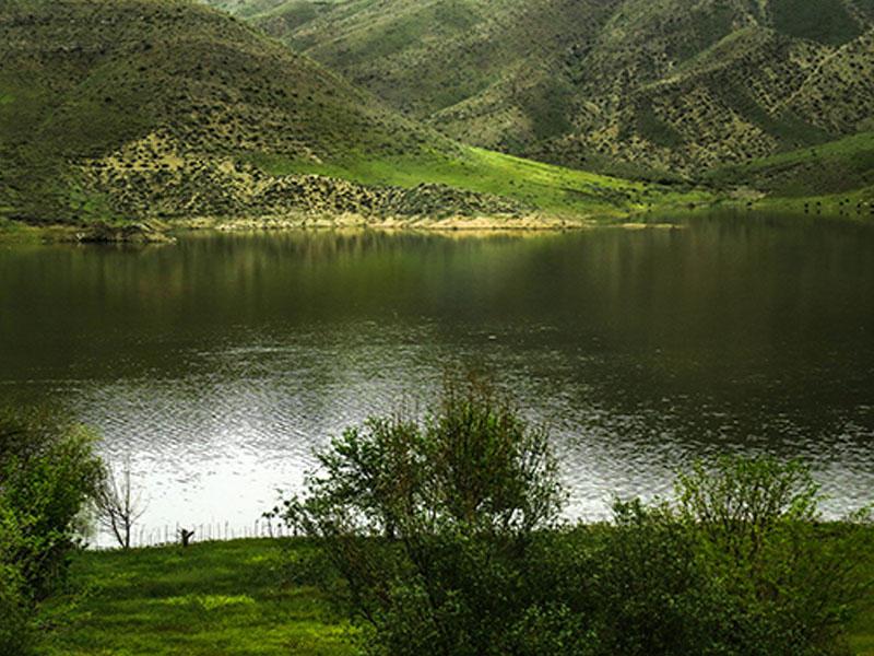 Dünyanın yeganə üzən adası - FOTO