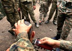 """Ermənistan ordusunda özbaşınalıq və """"dedovşina"""" qorxulu kabusa çevrilib"""