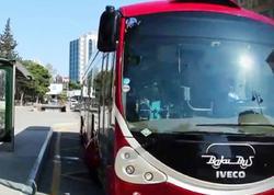 """Bakıda avtobuslar niyə ləngiyir? - <span class=""""color_red"""">Səbəb AÇIQLANDI</span>"""