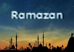 Ramazan ayinda nə baş verib?