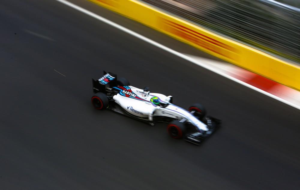 """""""Formula 1""""də ikinci gün: Təsnifat yarışında Rosberq birinci oldu - YENİLƏNİB - VİDEO - FOTO"""