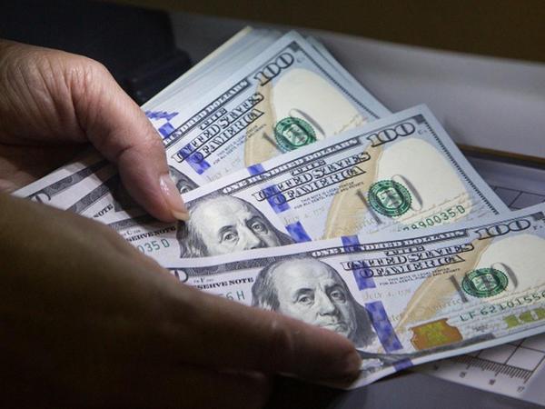 Dollar illik minimuma endi