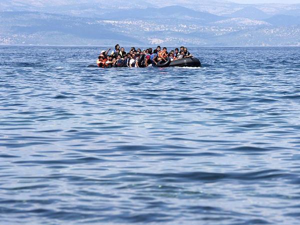 Aralıq dənizində 1100 miqrant xilas edilib