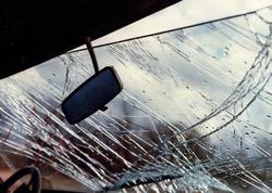 3 maşın toqquşdu, qadın öldü - Azərbaycanda - FOTO
