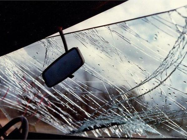 Sürücü avtomobilini aşıraraq hadisə yerindən qaçıb - FOTO