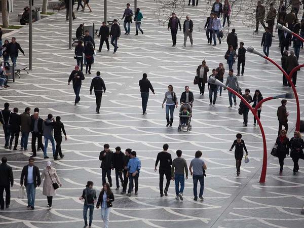 Azərbaycanda əhalinin sayı daha 13 133 nəfər artıb