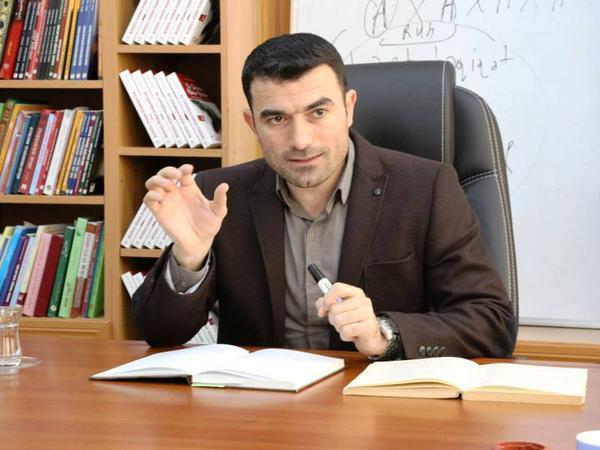 Cəmiyyət İmam Hüseyn (ə.s) hərəkatının elmi-mənəvi tərəflərini görə bilmir - Rövşən Abdullaoğlu
