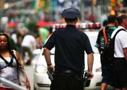 ABŞ-da söz azadlığına dəstək mitinqində 27 nəfər saxlanılıb