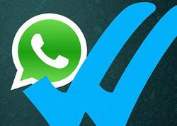 """Artıq """"WhatsApp""""da bunu edərkən qarşı tərəf biləcək - <span class=""""color_red"""">FOTO</span>"""