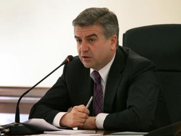 Ermənistanın sabiq baş naziri və daha yeddi min nəfər Serj Sarqisyanın partiyasından istefa verib