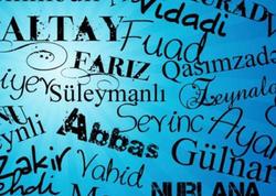 """AZƏRBAYCANDA uşaqlarına Təkər, Arenda, Cahardəst, Lada adlarını qoymaq istəyənlər var - <span class=""""color_red"""">Müraciətlər</span>"""