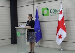 """Gürcüstanda parlament şeçkilərində """"exit-polları""""ın nəticələri açıqlandı"""