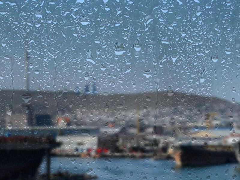 Yağış, qar, külək - Sabahın havası