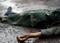 Ermənistan hərbçisi döyüş postunda ölü tapıldı