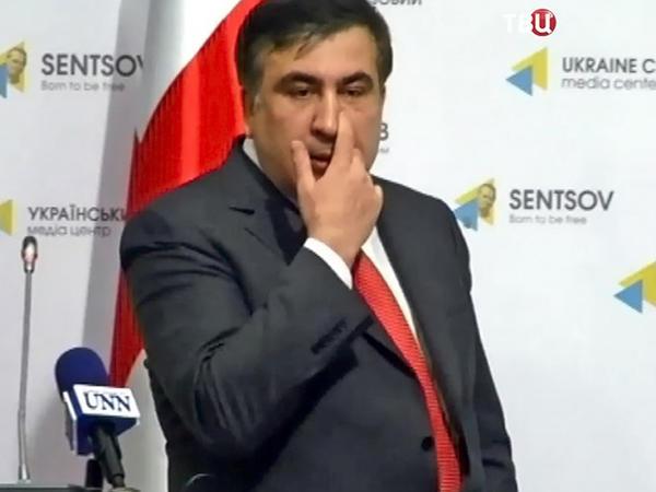 """Saakaşvili seçkilərə buraxılmayacaq, <span class=""""color_red"""">məhkəmə qərar verib</span>"""