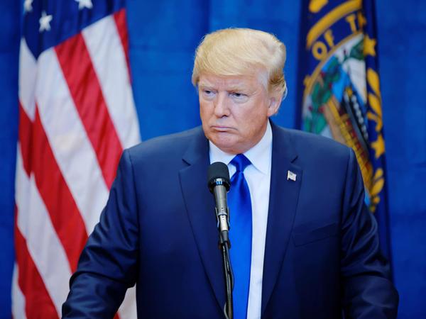 """Tramp: """"Linkoln istisna olmaqla, afroamerikalılar üçün istənilən prezidentdən daha çox iş görmüşəm"""""""
