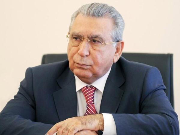Ramiz Mehdiyev Rusiya Təhlükəsizlik Şurasının katibi ilə görüşüb