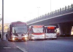 """Daha bir avtobusda gediş haqqı <span class=""""color_red"""">kartla ödəniləcək</span>"""