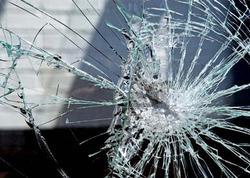 Futbolçuları aparan mikroavtobus qəzaya düşdü