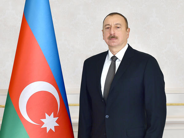 Prezident İlham Əliyev Qətər Əmirini təbrik edib