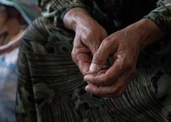 Qaxda 90 yaşlı qadın yıxılıb öldü