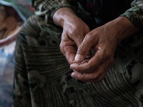Bakıda itkin düşən 82 yaşlı qadın tapıldı