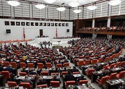 Türkiyə parlamentində deputatların sayı artırılacaq