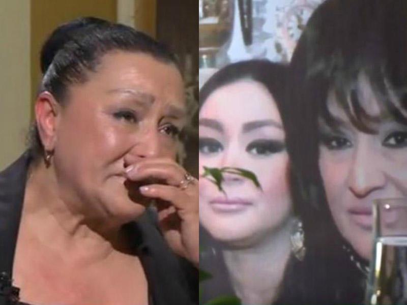 Qızını itirən Şərqiyyə Hüseynova ağladı - VİDEO