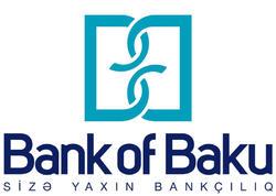 Bank of Baku kapitalını 91 milyon manat artırır!
