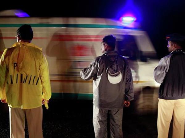 "Hindistanda ""Titli"" siklonu: 57 ölü"