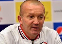 """""""Qarabağ""""la qarşılaşmaya ciddi hazırlaşacağıq"""" - <span class=""""color_red"""">Roman Qriqorçuk</span>"""